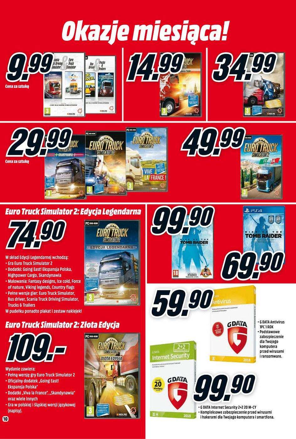 Gazetka promocyjna Media Markt do 31/05/2018 str.9