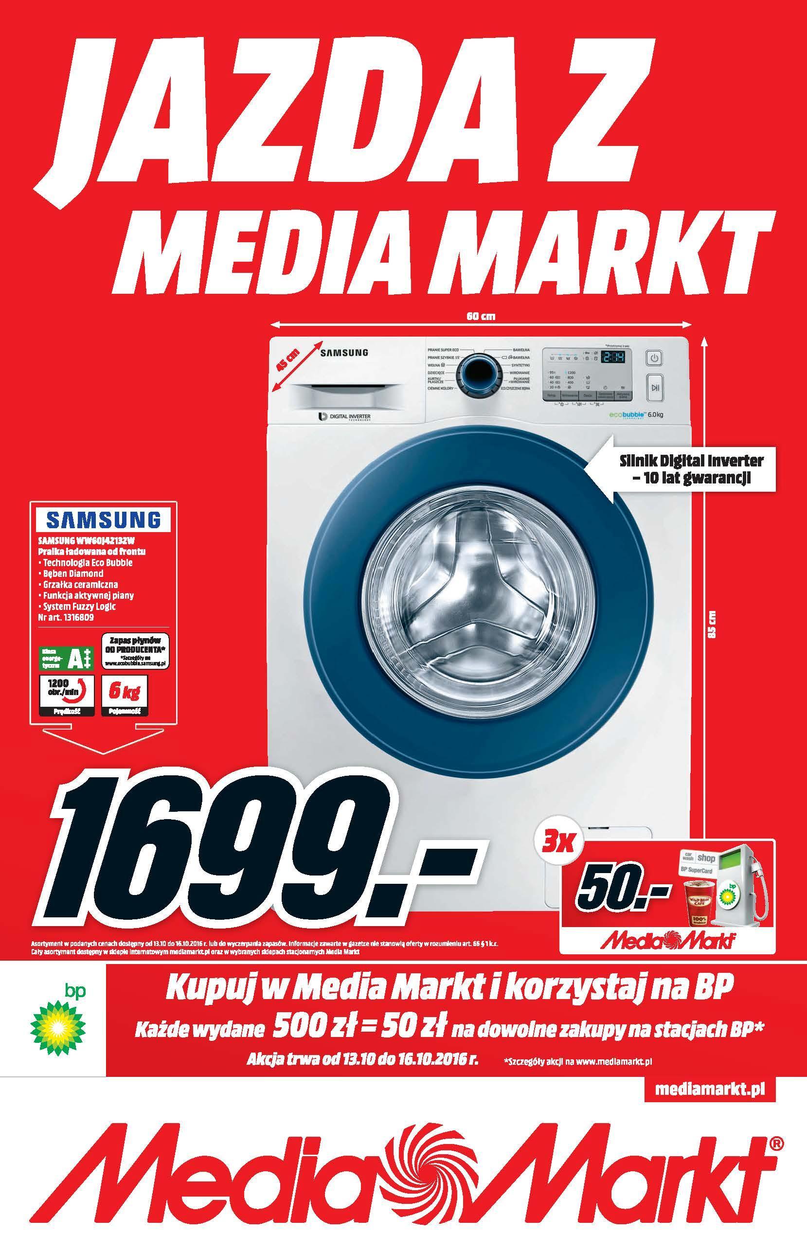Gazetka promocyjna Media Markt do 16/10/2016 str.0
