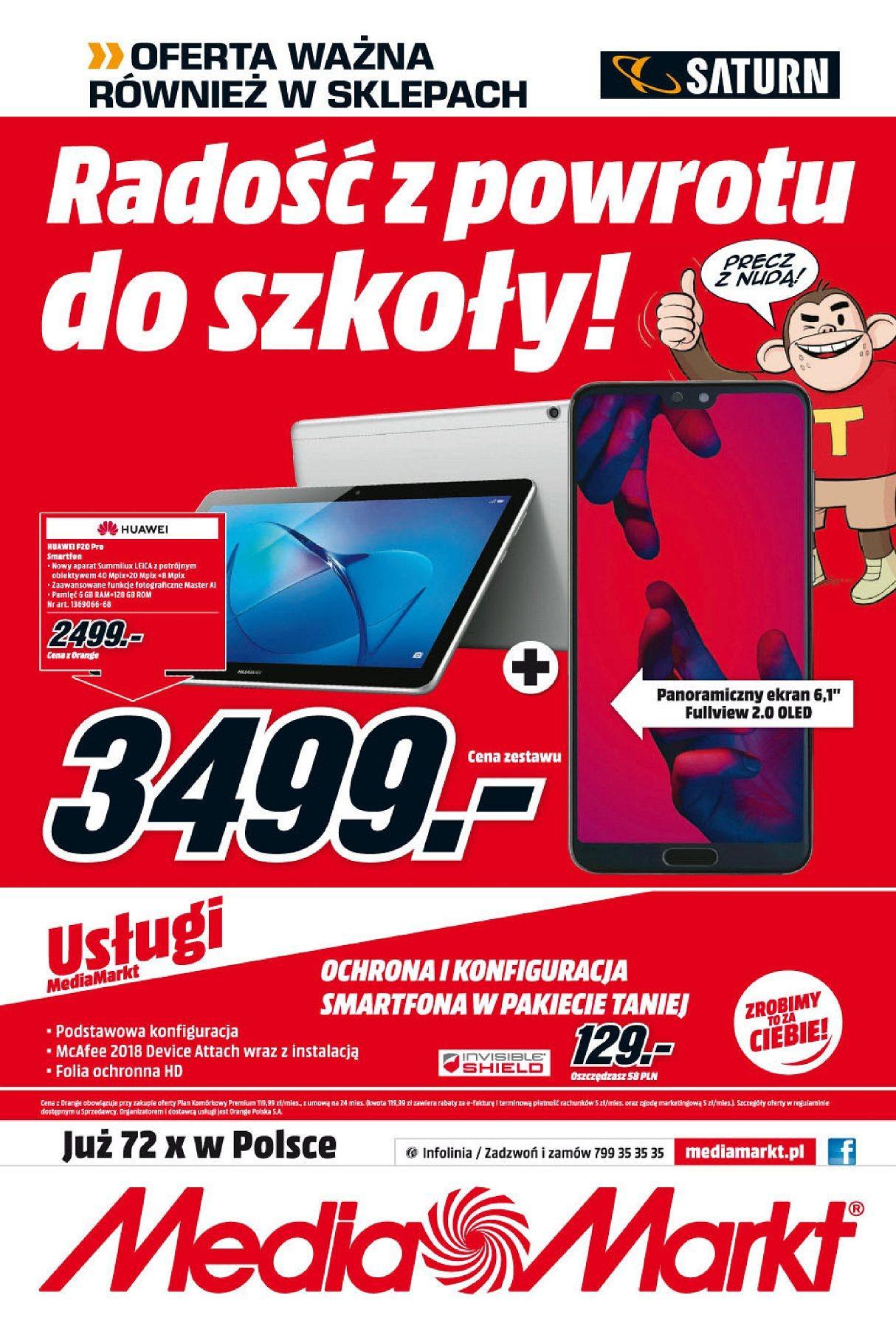 Gazetka promocyjna Media Markt do 20/08/2018 str.11