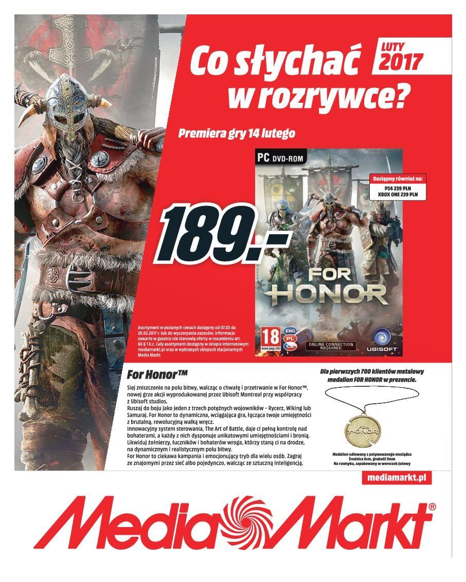 Gazetka promocyjna Media Markt do 28/02/2017 str.0