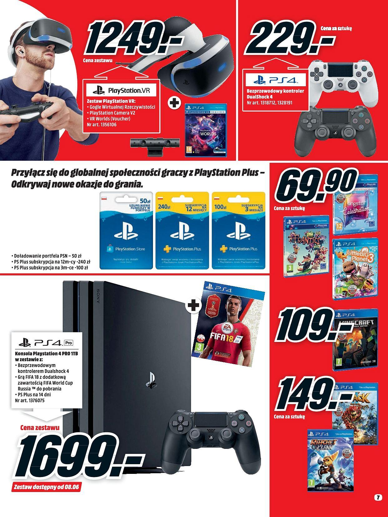 Gazetka promocyjna Media Markt do 30/06/2018 str.6