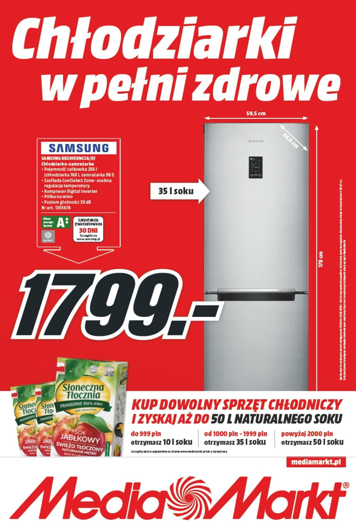 Gazetka promocyjna Media Markt do 10/08/2016 str.0
