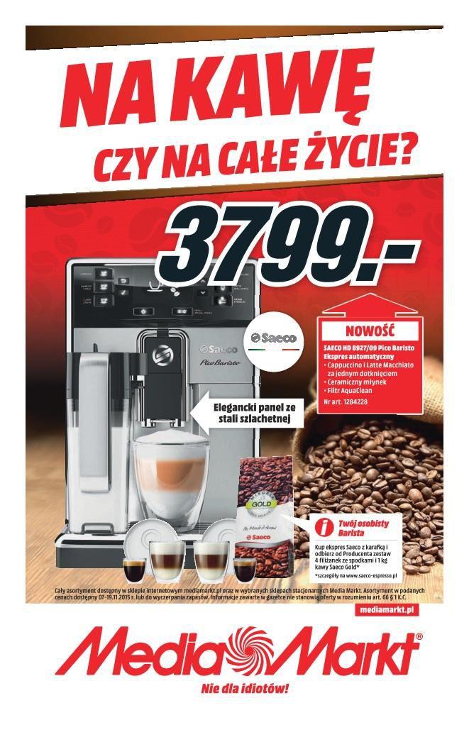 Gazetka promocyjna Media Markt do 19/11/2015 str.0