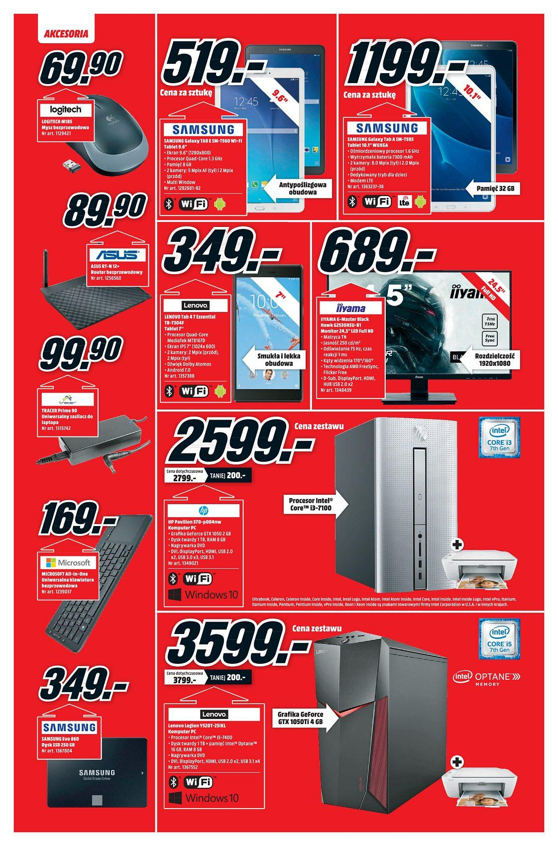 Gazetka promocyjna Media Markt do 12/05/2018 str.5