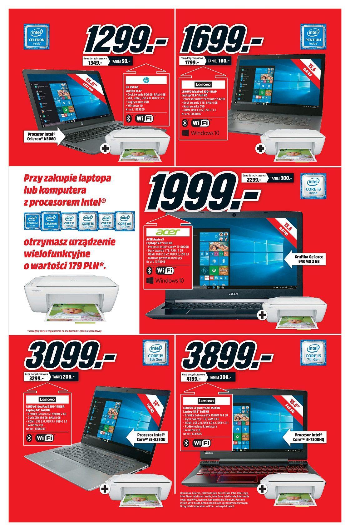 Gazetka promocyjna Media Markt do 14/04/2018 str.4