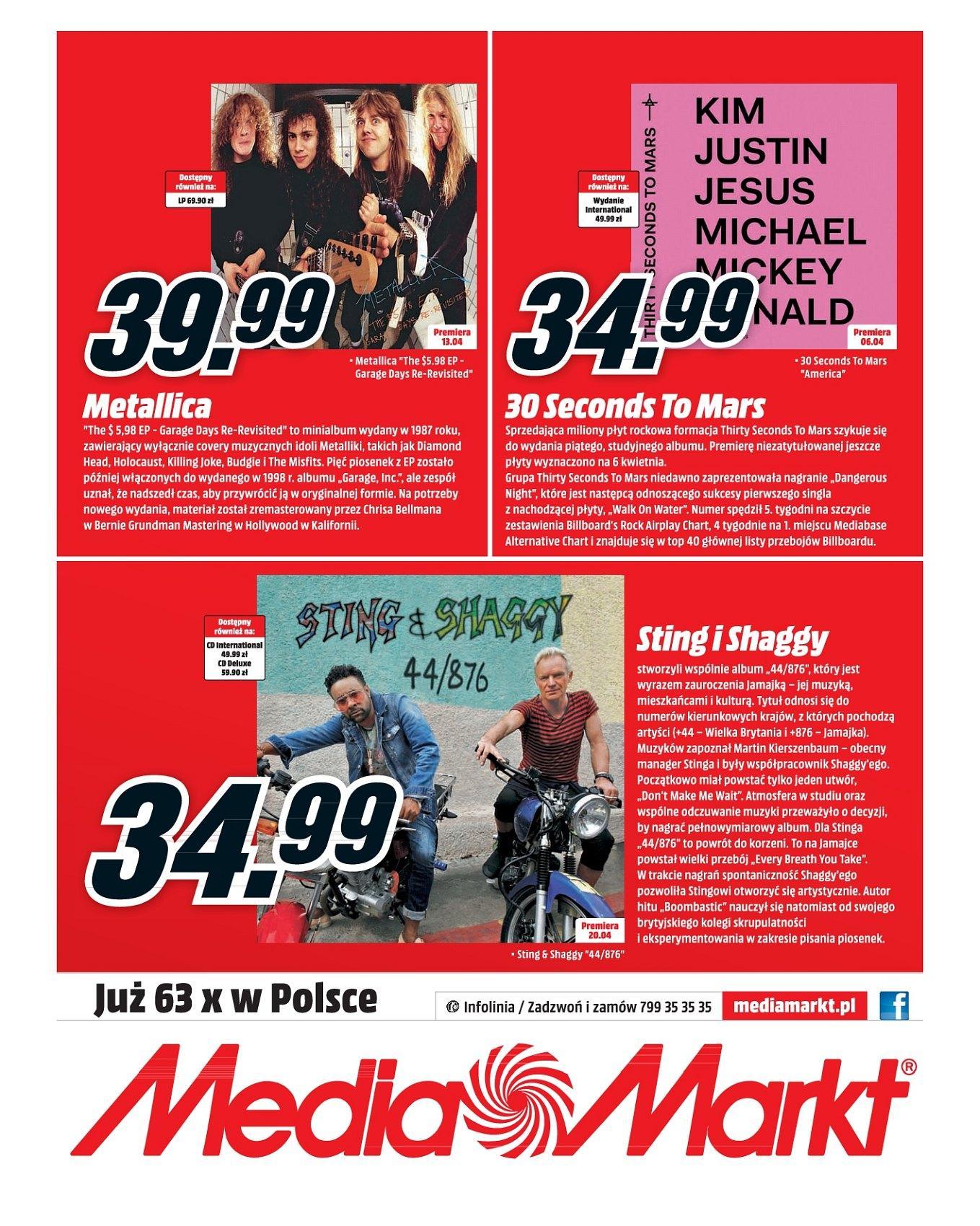Gazetka promocyjna Media Markt do 30/04/2018 str.19