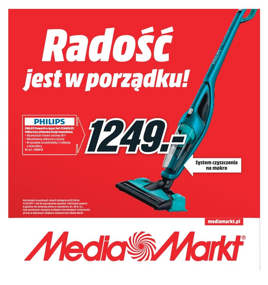 Gazetka promocyjna Media Markt do 15/04/2017 str.0
