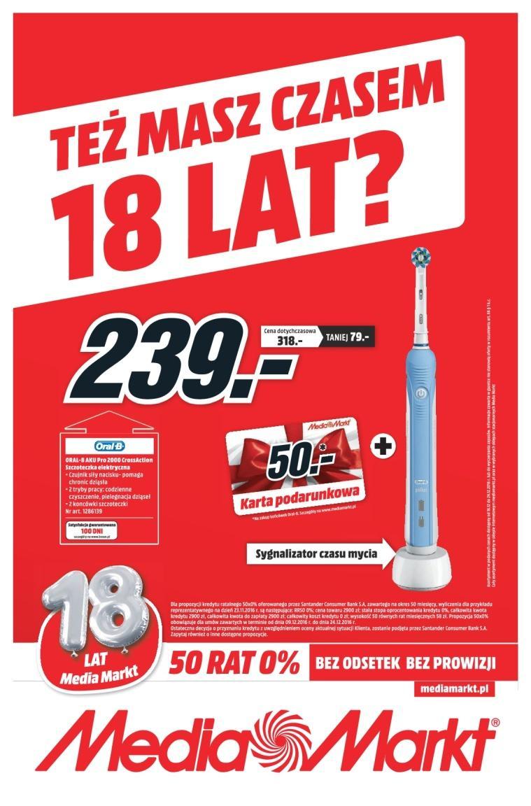 Gazetka promocyjna Media Markt do 24/12/2016 str.0