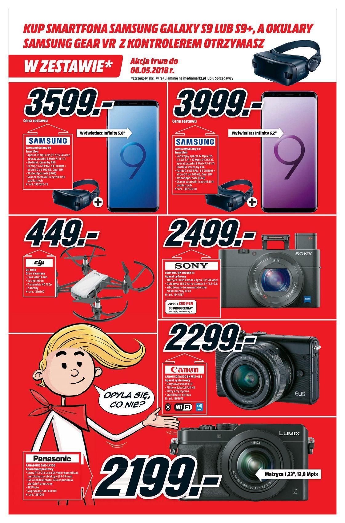 Gazetka promocyjna Media Markt do 12/05/2018 str.4