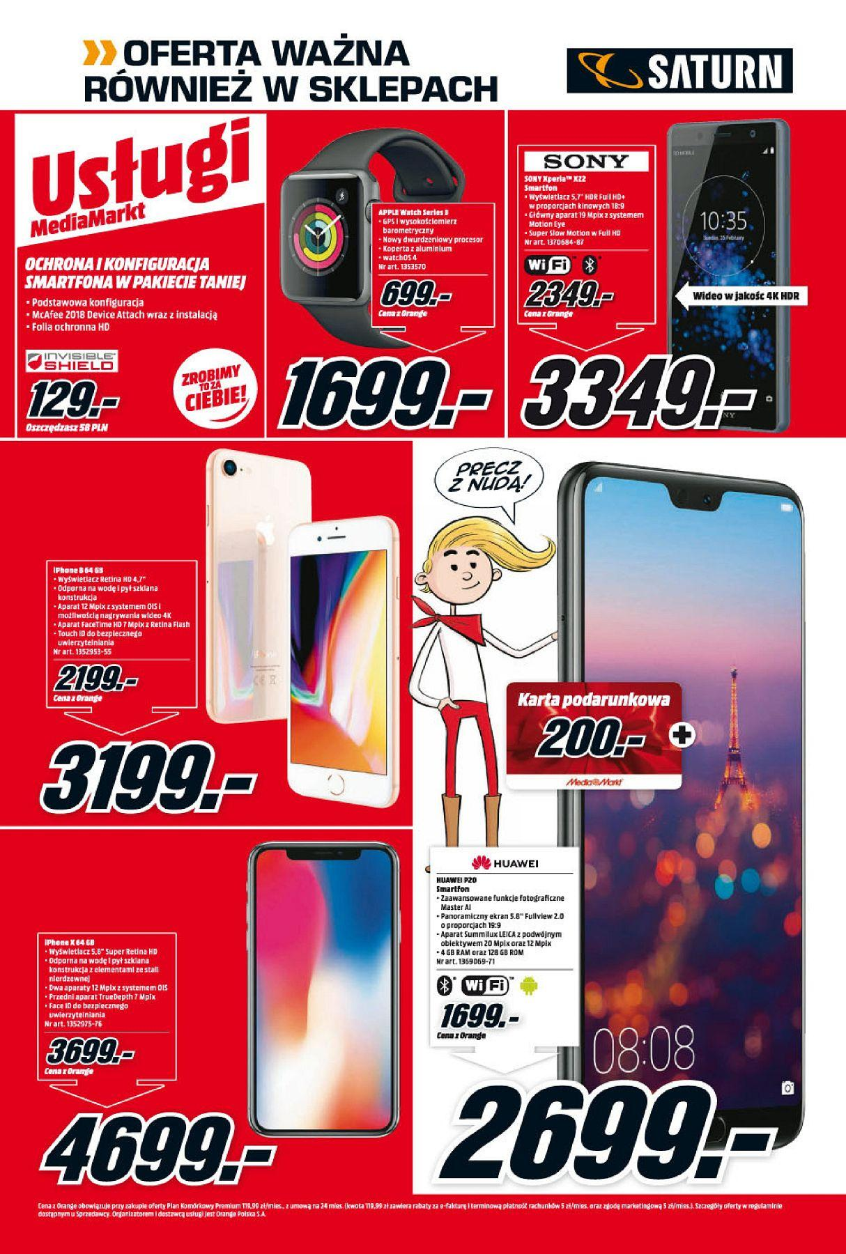 Gazetka promocyjna Media Markt do 20/08/2018 str.10