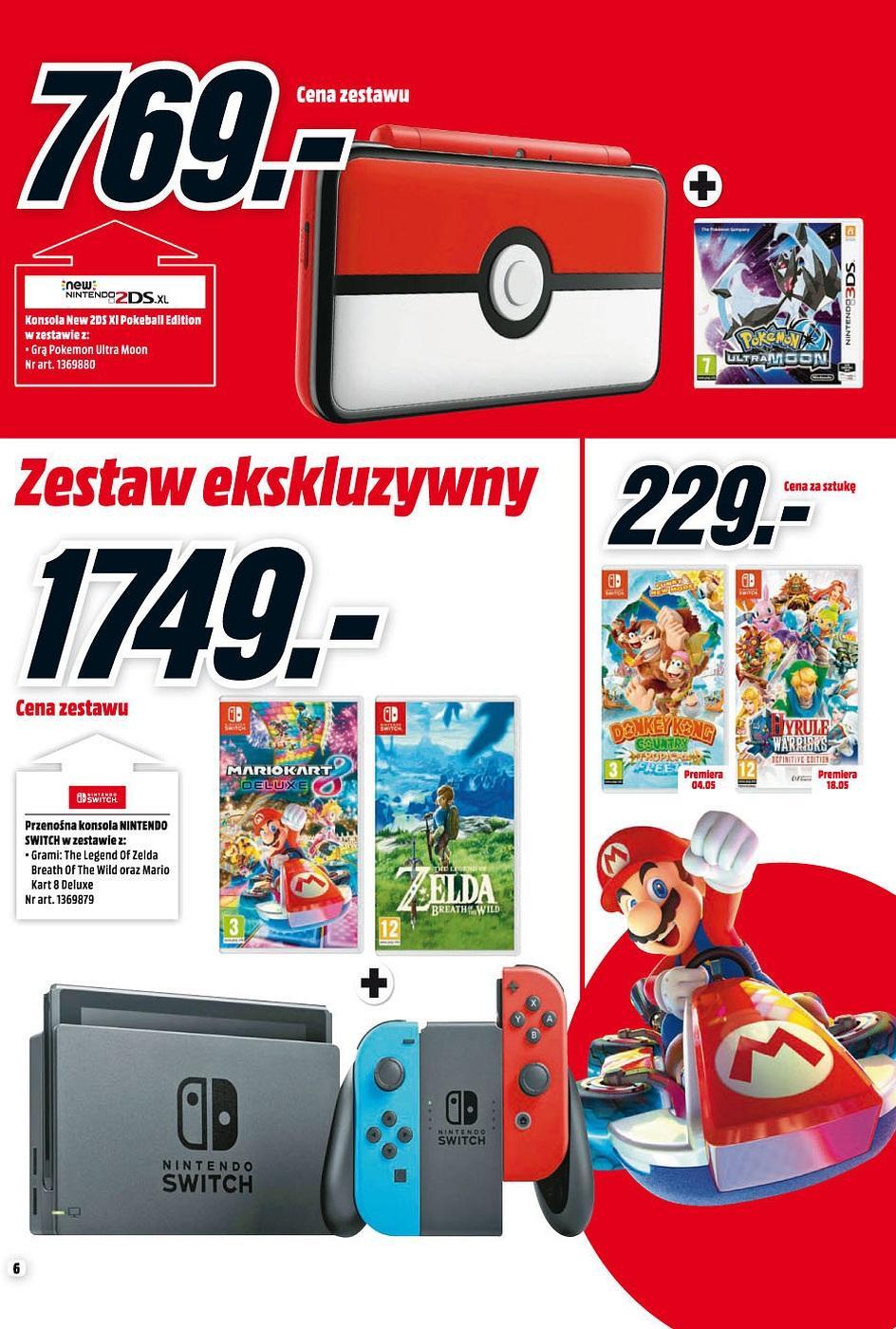 Gazetka promocyjna Media Markt do 31/05/2018 str.5