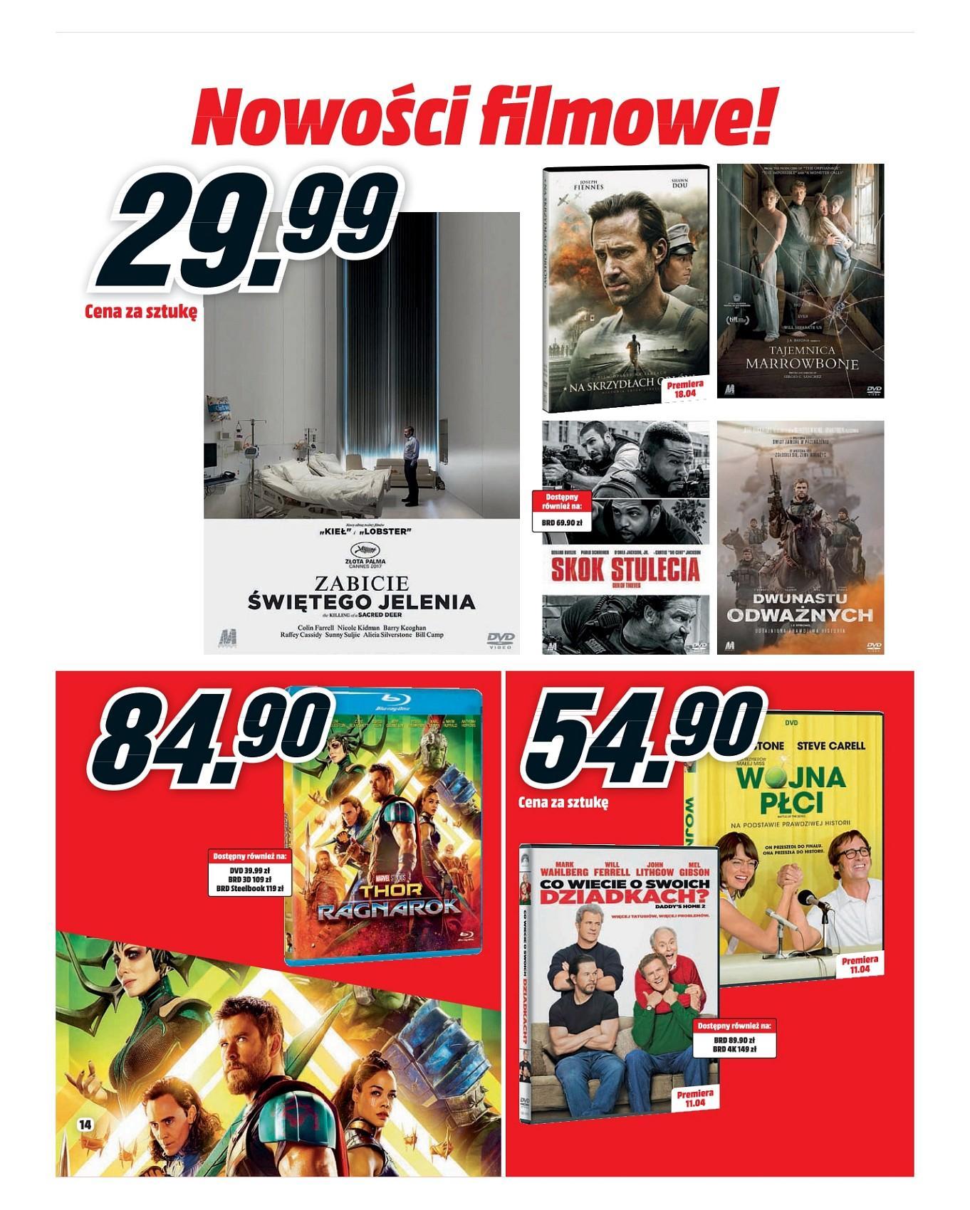 Gazetka promocyjna Media Markt do 30/04/2018 str.13