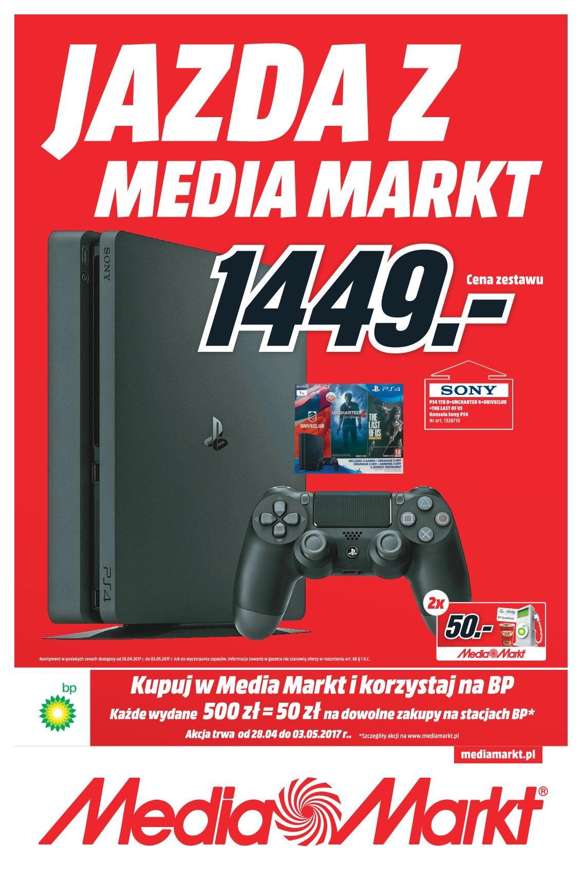 Gazetka promocyjna Media Markt do 03/05/2017 str.0