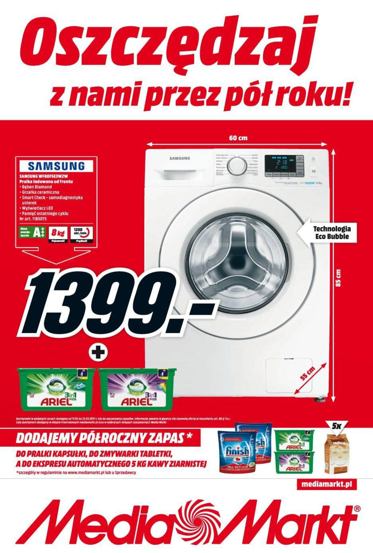 Gazetka promocyjna Media Markt do 23/03/2017 str.0