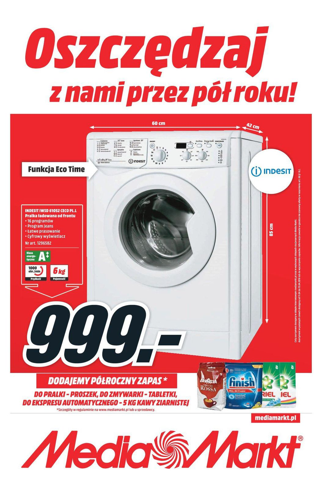 Gazetka promocyjna Media Markt do 15/04/2016 str.0