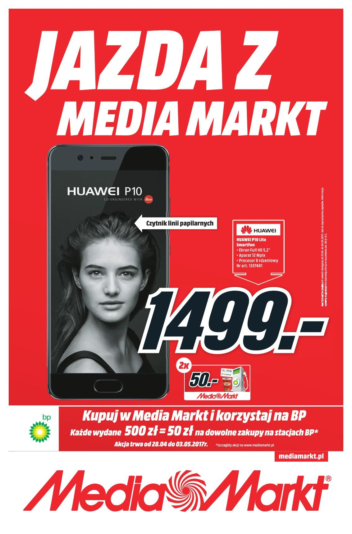Gazetka promocyjna Media Markt do 03/05/2017 str.1