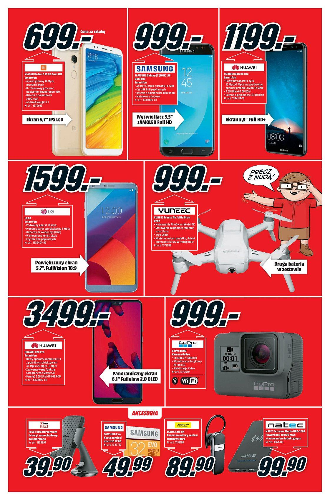 Gazetka promocyjna Media Markt do 16/05/2018 str.5