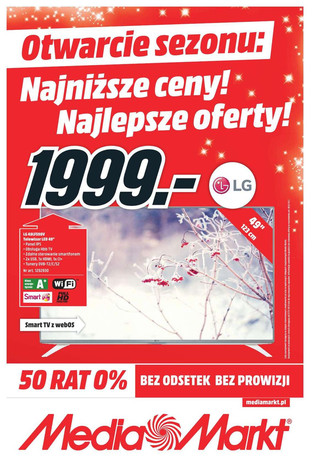 Gazetka promocyjna Media Markt do 30/11/2015 str.0