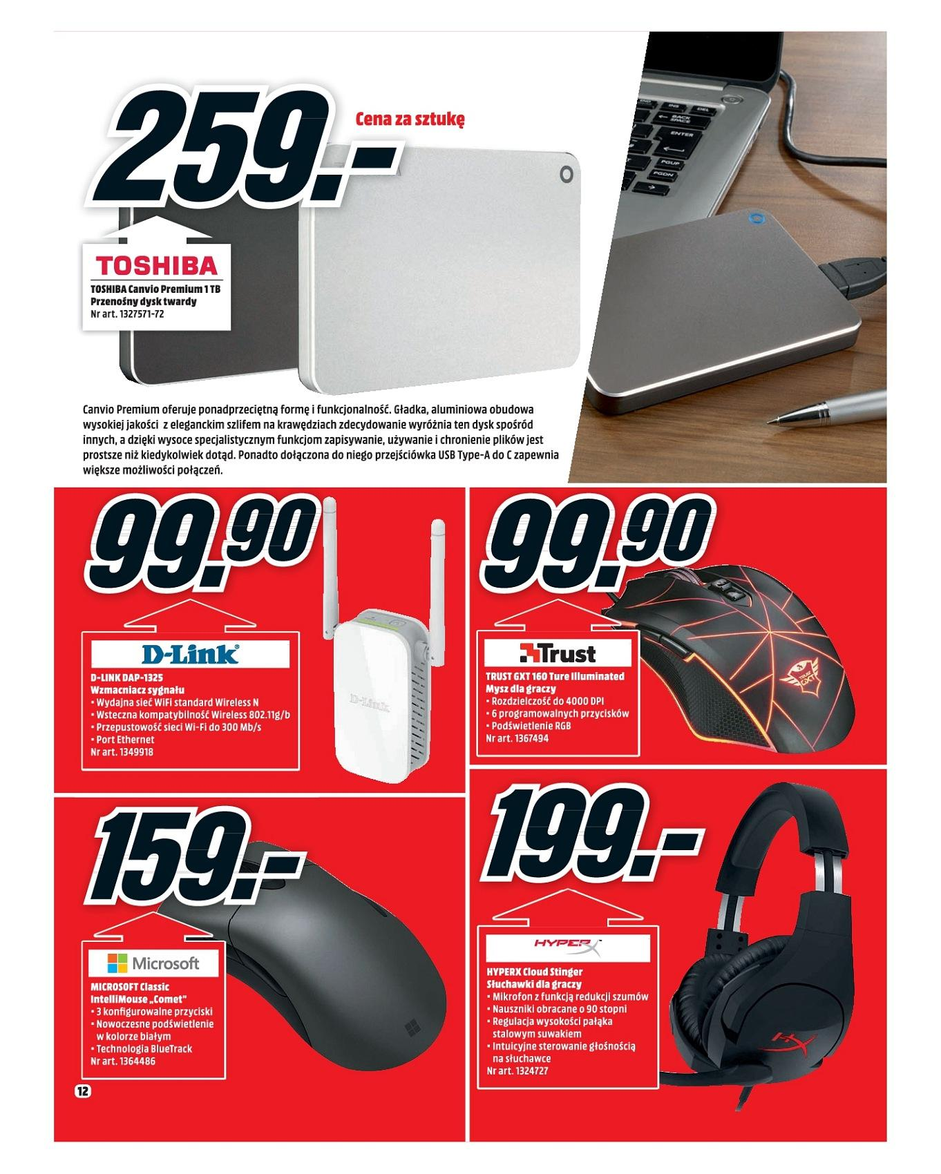 Gazetka promocyjna Media Markt do 30/04/2018 str.11