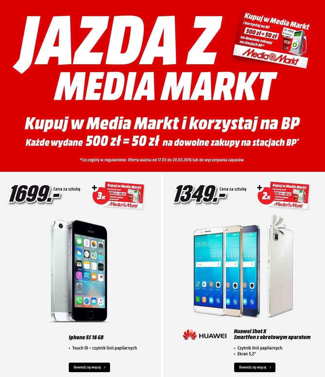 Gazetka promocyjna Media Markt do 20/03/2016 str.0
