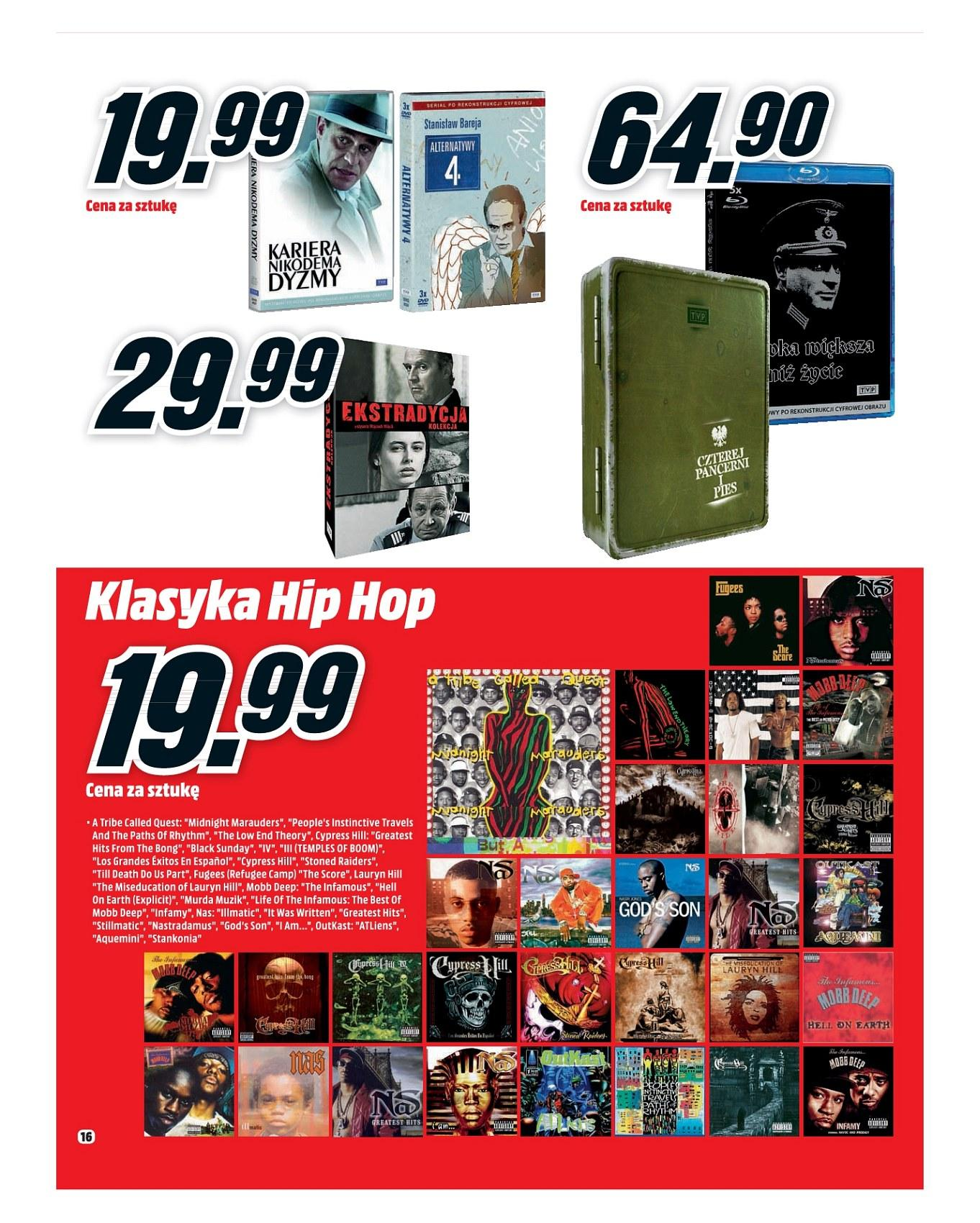 Gazetka promocyjna Media Markt do 30/04/2018 str.15