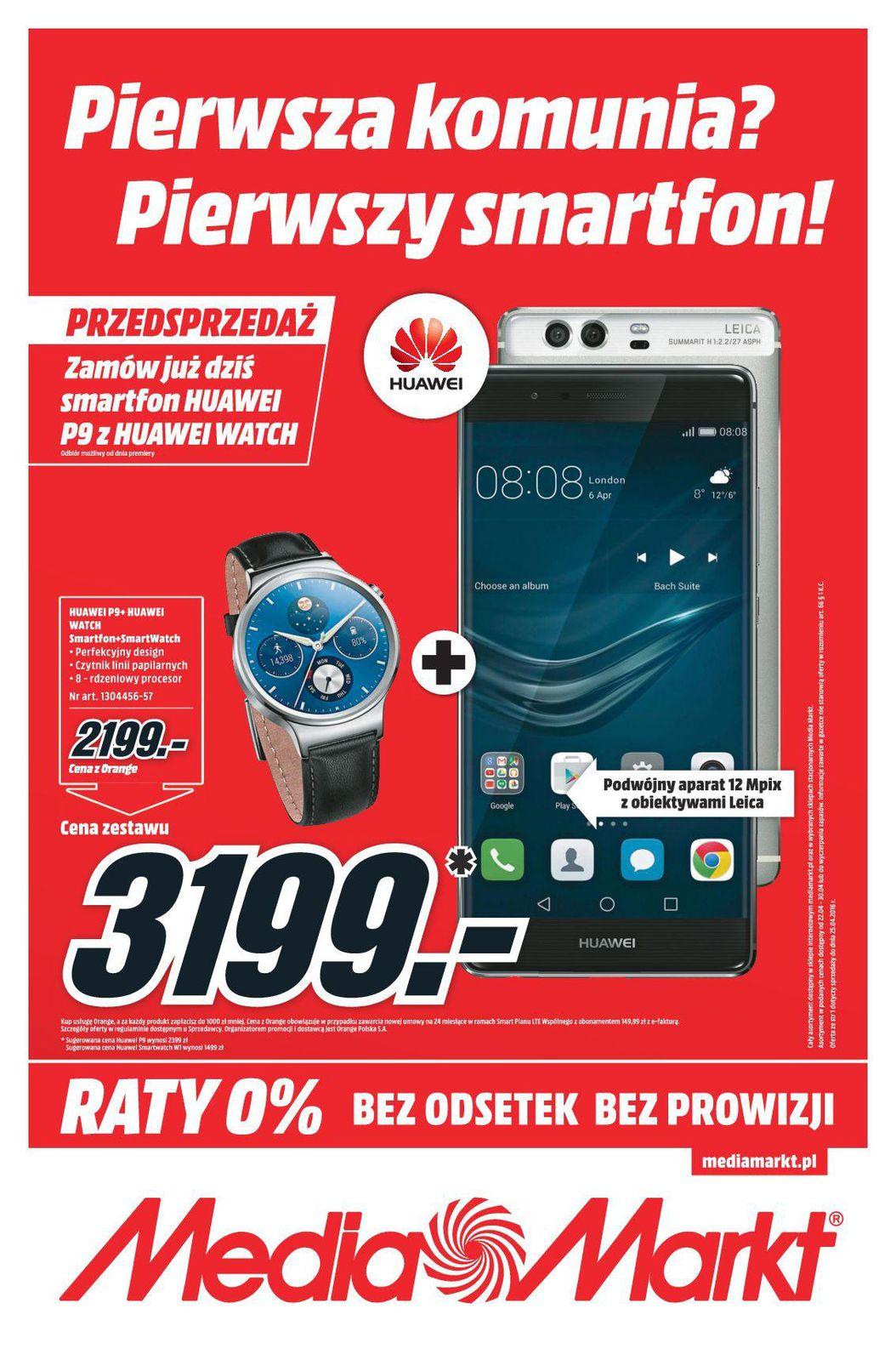 Gazetka promocyjna Media Markt do 30/04/2016 str.0