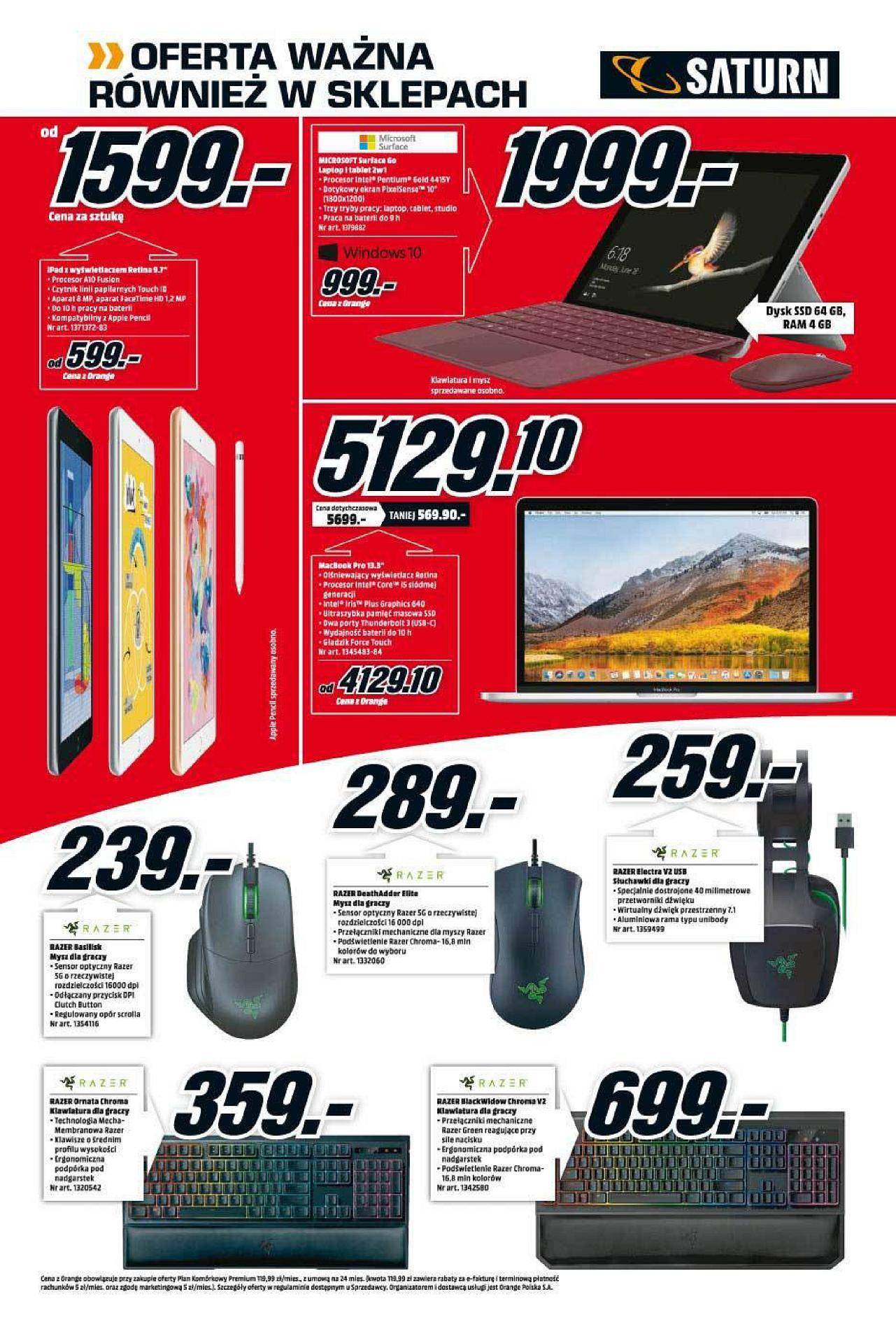 Gazetka promocyjna Media Markt do 26/09/2018 str.7