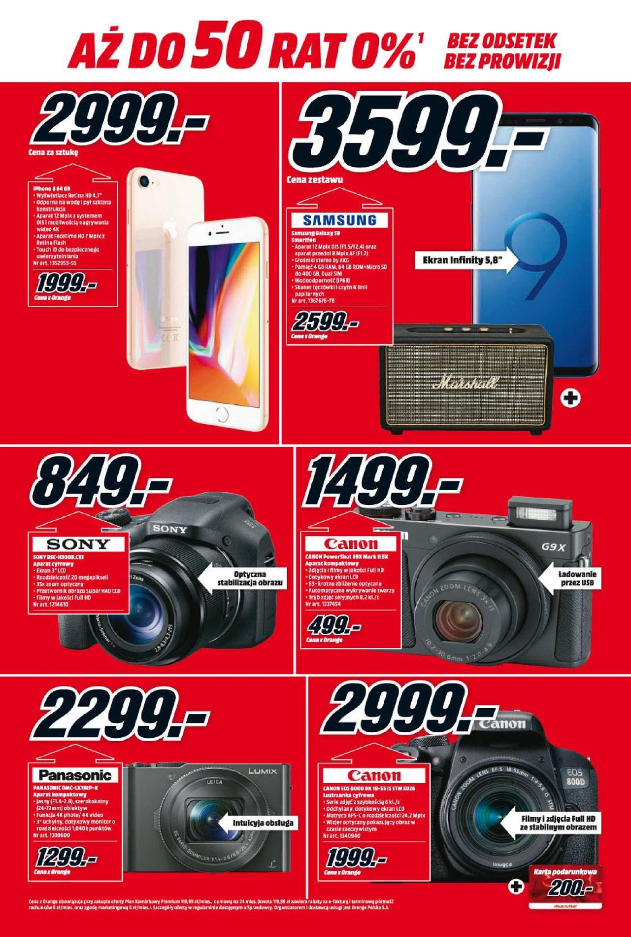 Gazetka promocyjna Media Markt do 26/09/2018 str.10