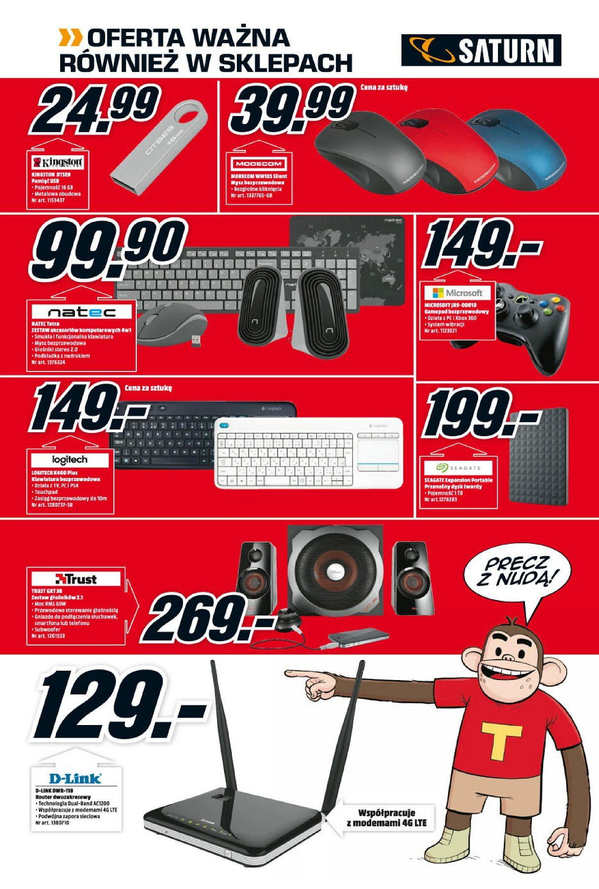 Gazetka promocyjna Media Markt do 20/08/2018 str.5