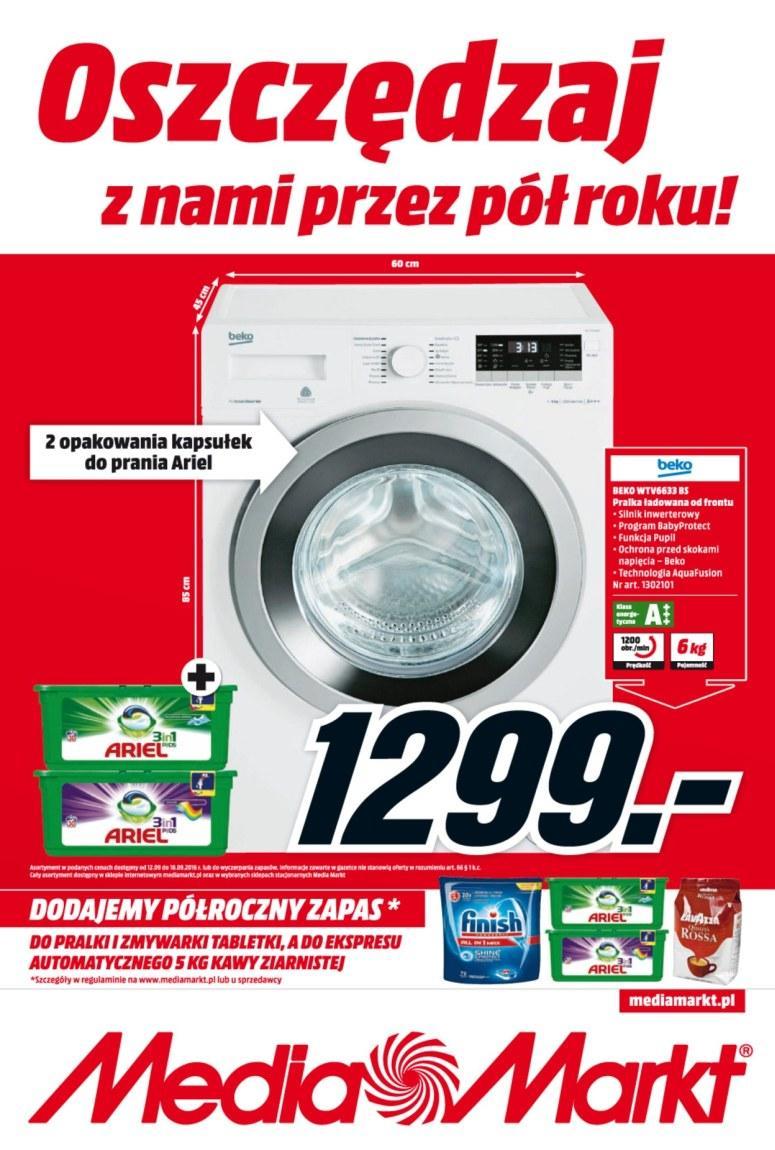 Gazetka promocyjna Media Markt do 19/09/2016 str.0