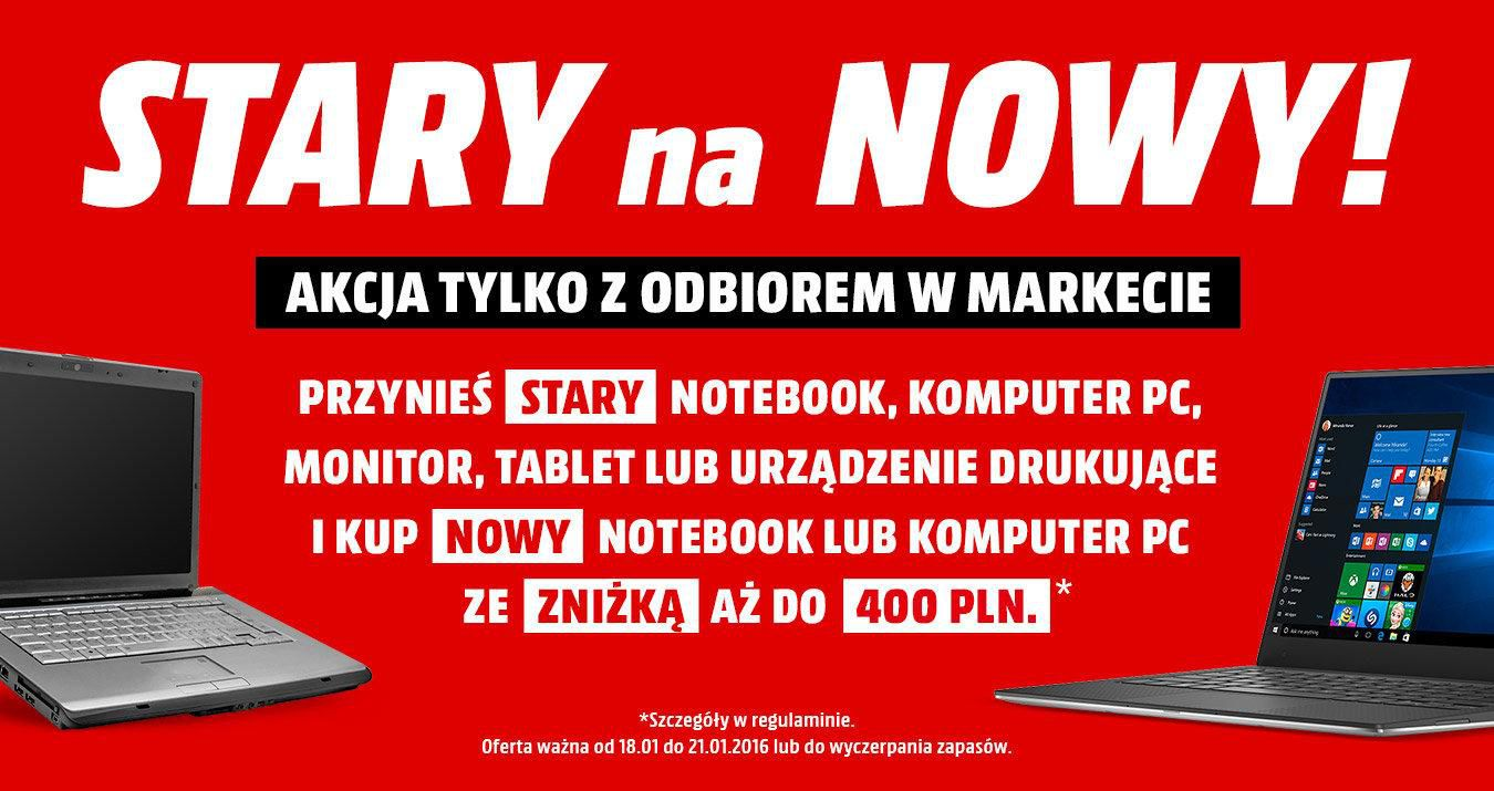 Gazetka promocyjna Media Markt do 21/01/2016 str.0