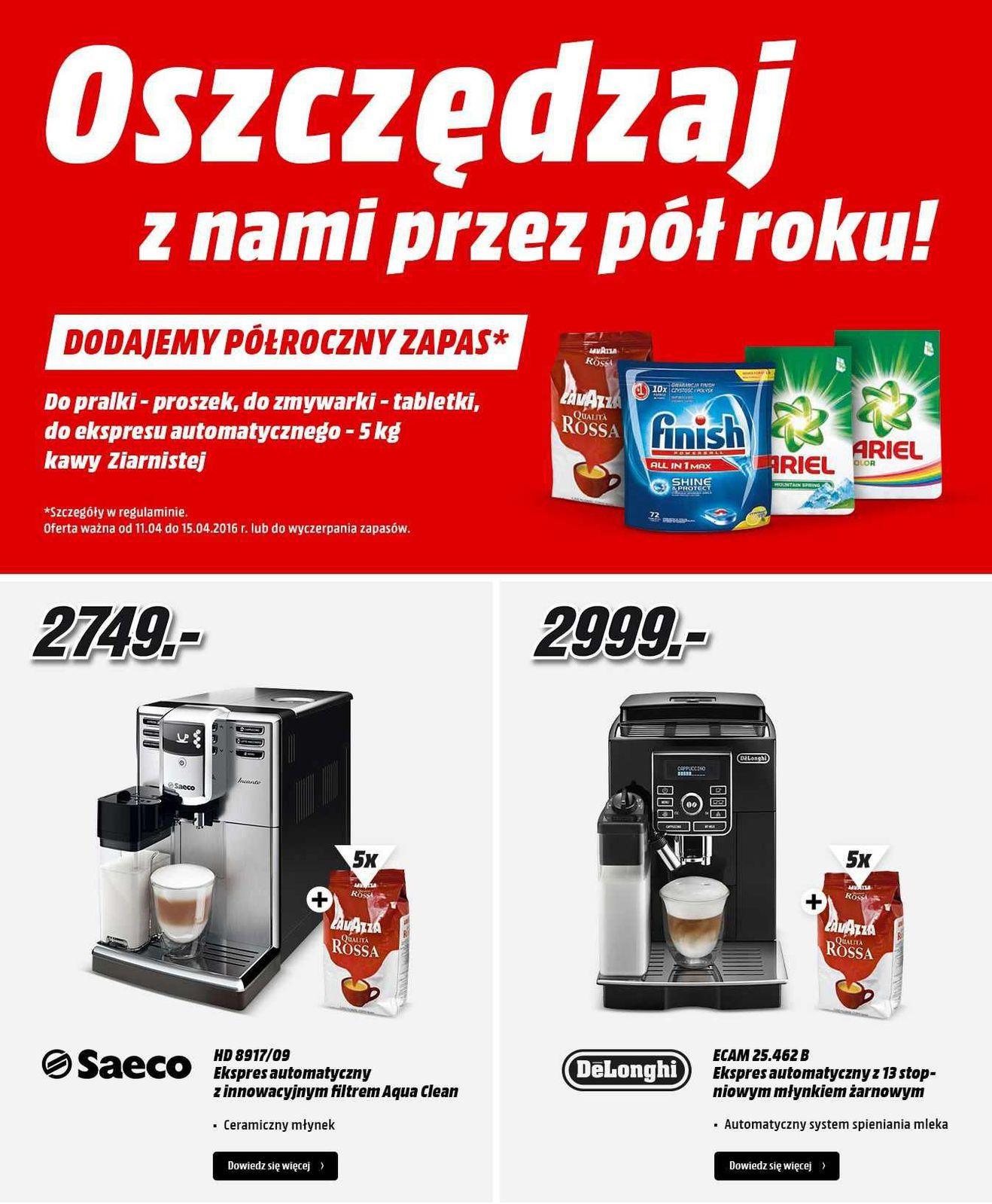 Gazetka promocyjna Media Markt do 15/04/2016 str.0