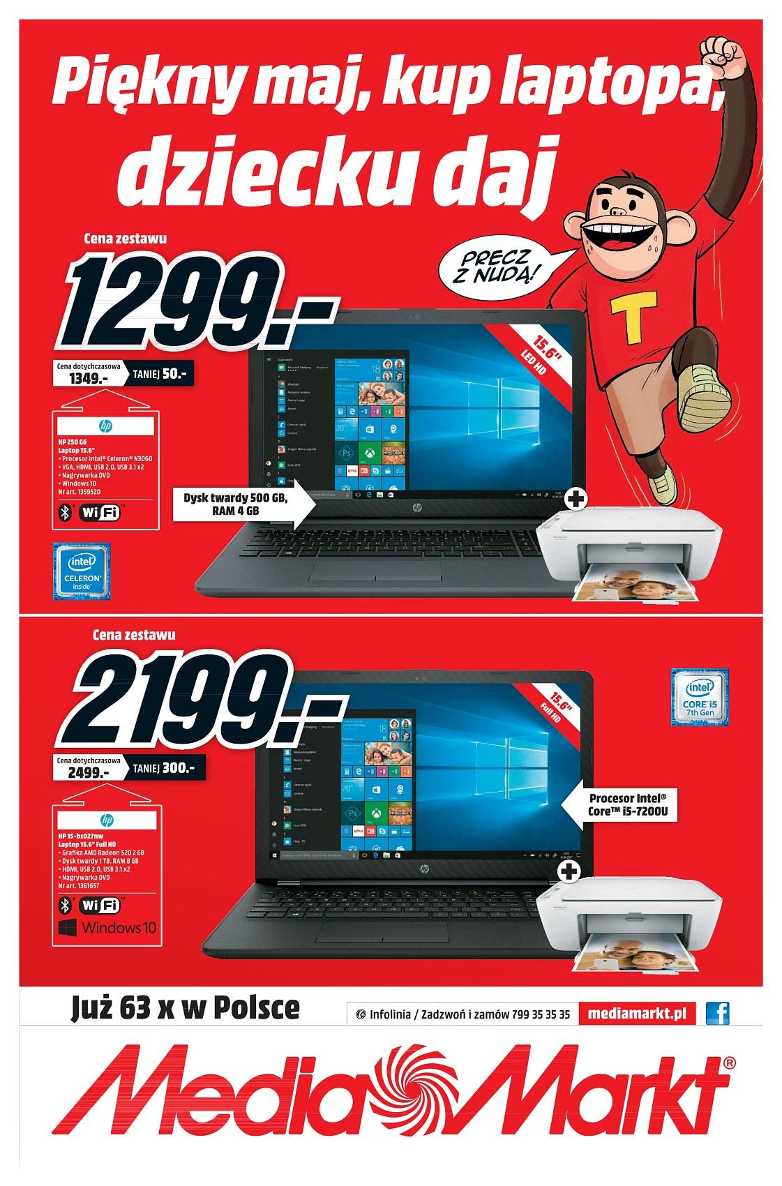 Gazetka promocyjna Media Markt do 12/05/2018 str.7