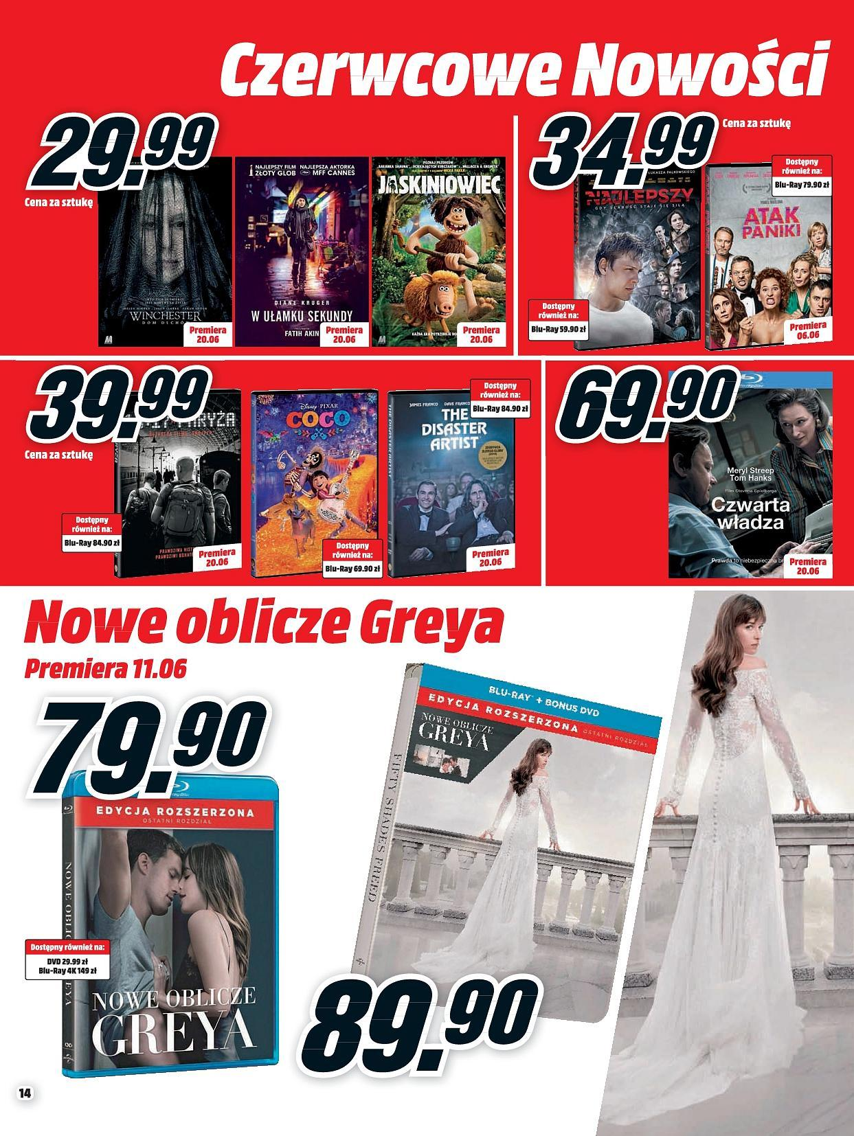 Gazetka promocyjna Media Markt do 30/06/2018 str.13