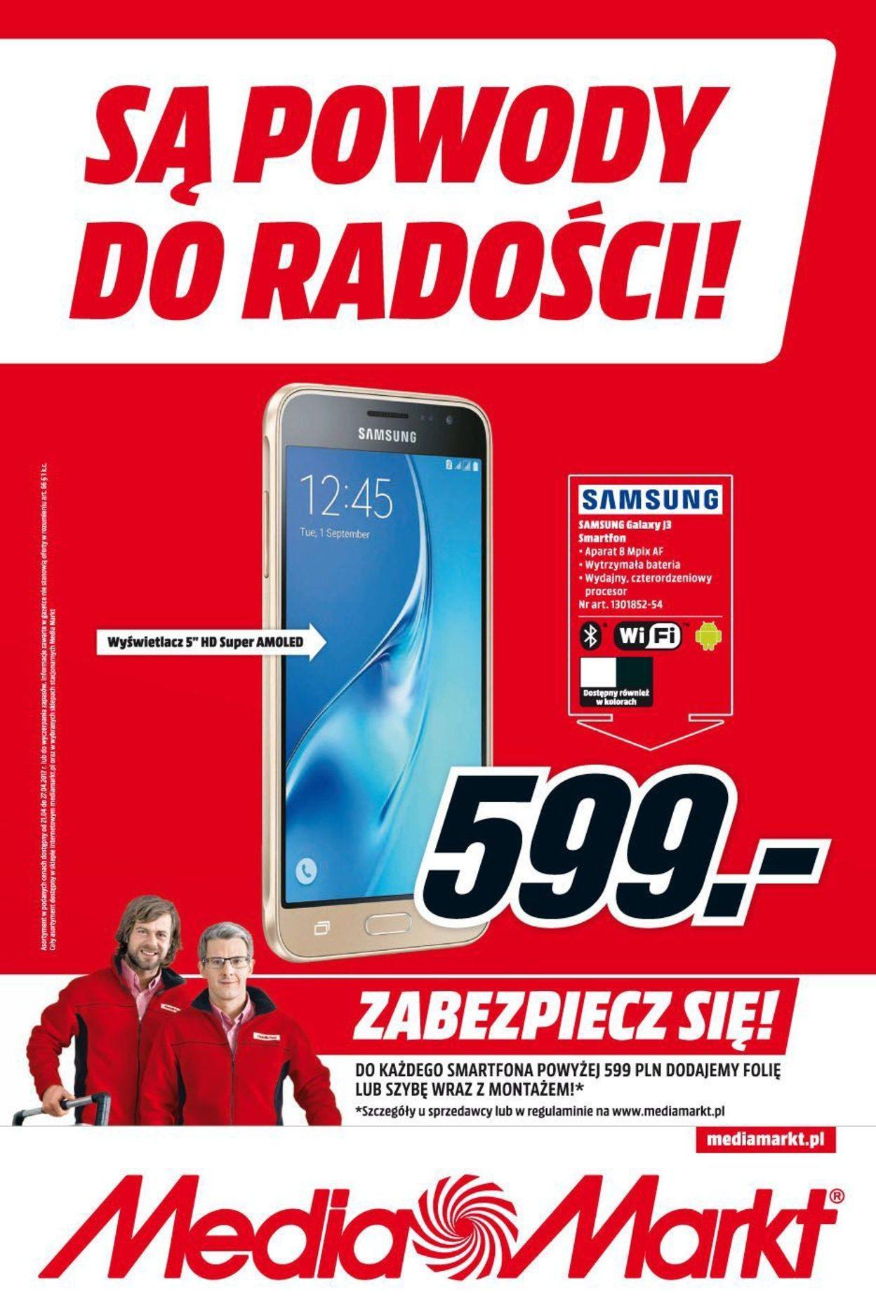 Gazetka promocyjna Media Markt do 27/04/2017 str.0