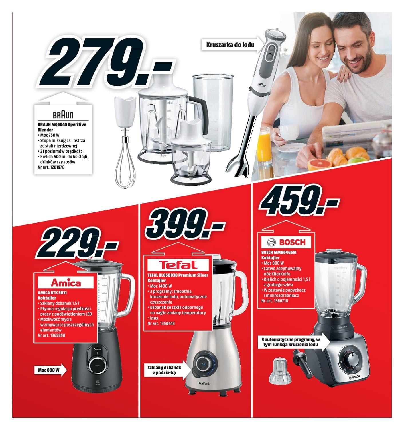 Gazetka promocyjna Media Markt do 30/06/2018 str.9