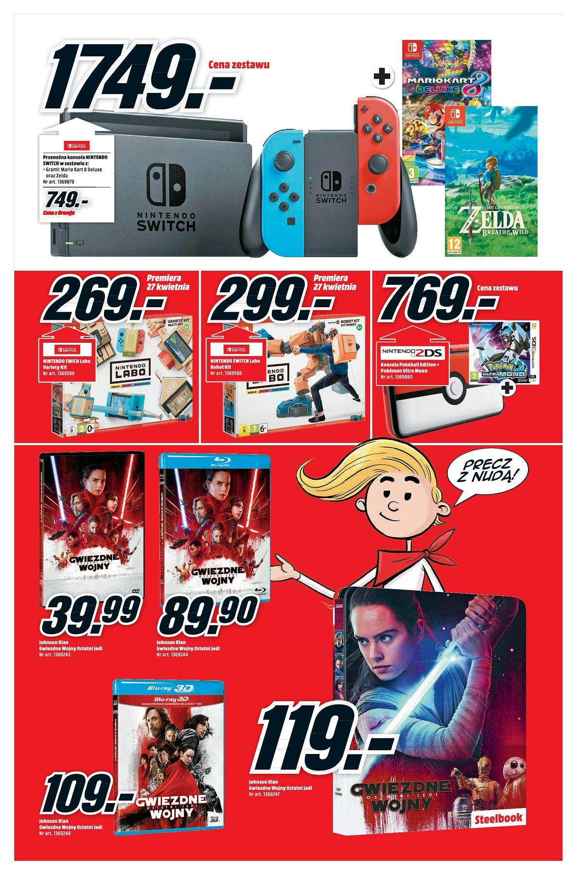 Gazetka promocyjna Media Markt do 30/04/2018 str.8
