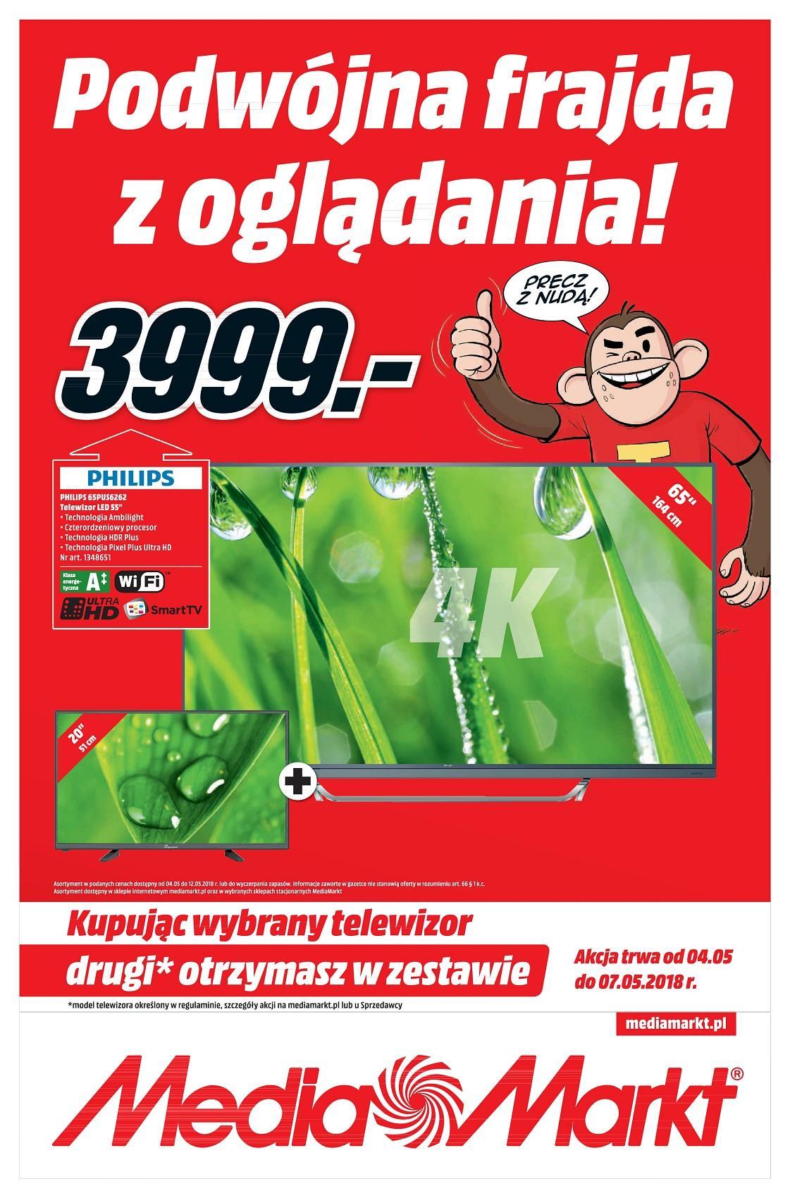 Gazetka promocyjna Media Markt do 12/05/2018 str.0