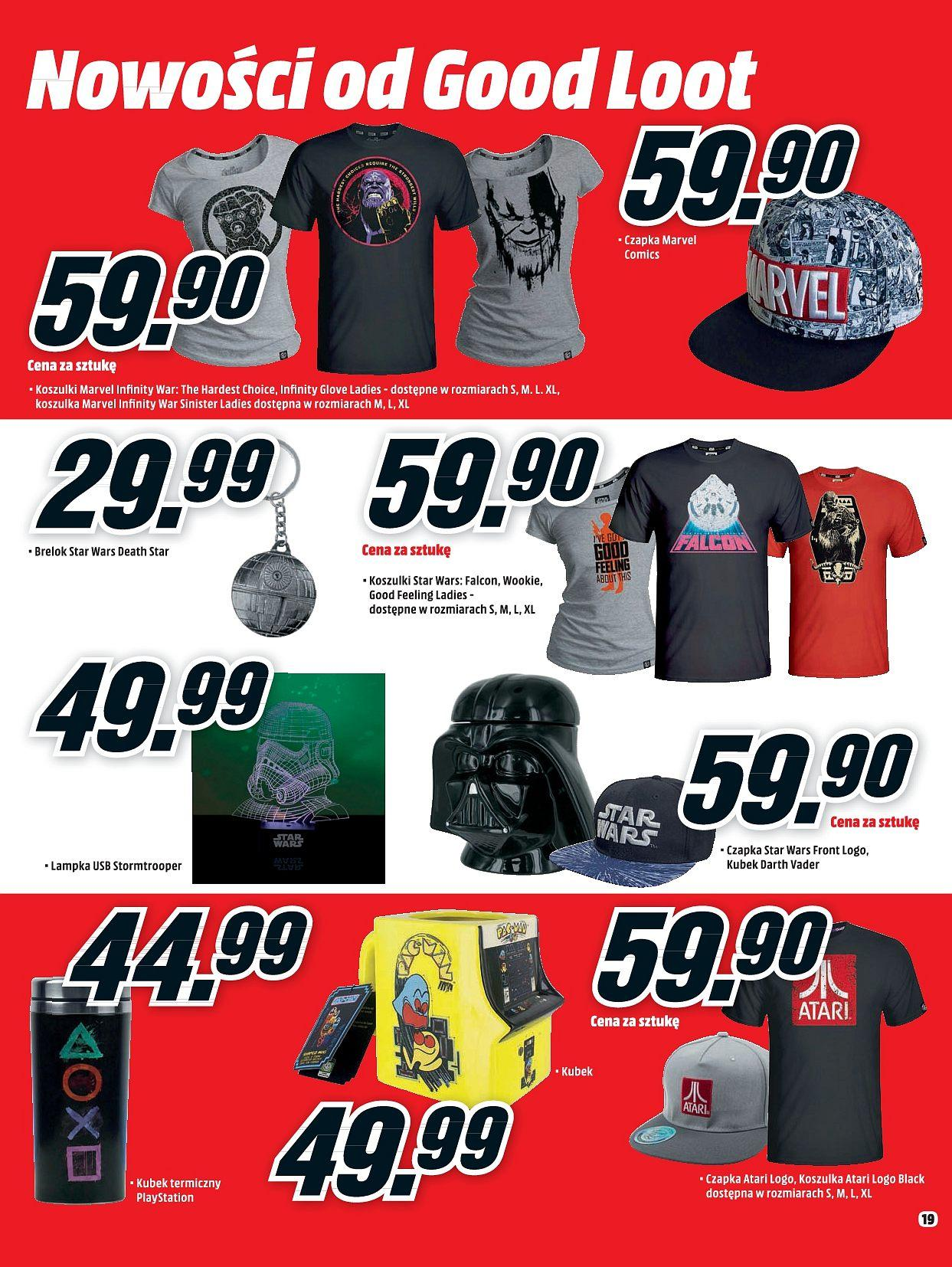 Gazetka promocyjna Media Markt do 30/06/2018 str.18