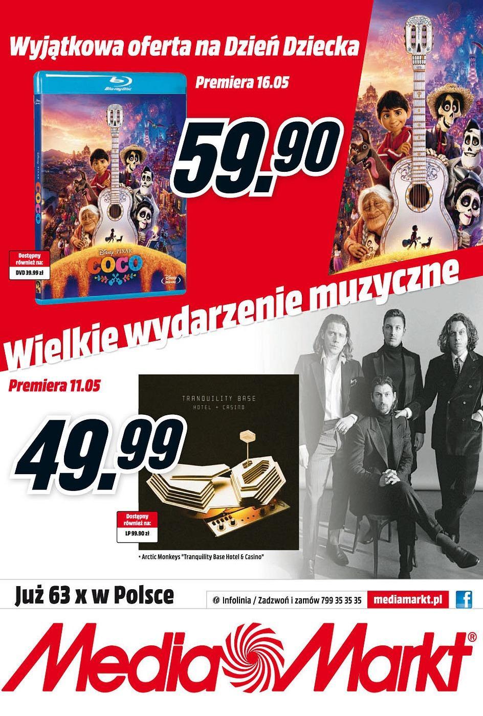 Gazetka promocyjna Media Markt do 31/05/2018 str.23