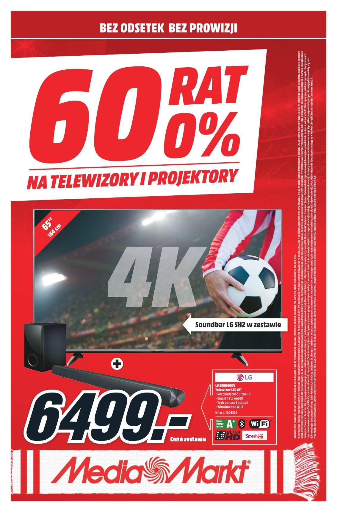Gazetka promocyjna Media Markt do 16/06/2016 str.0