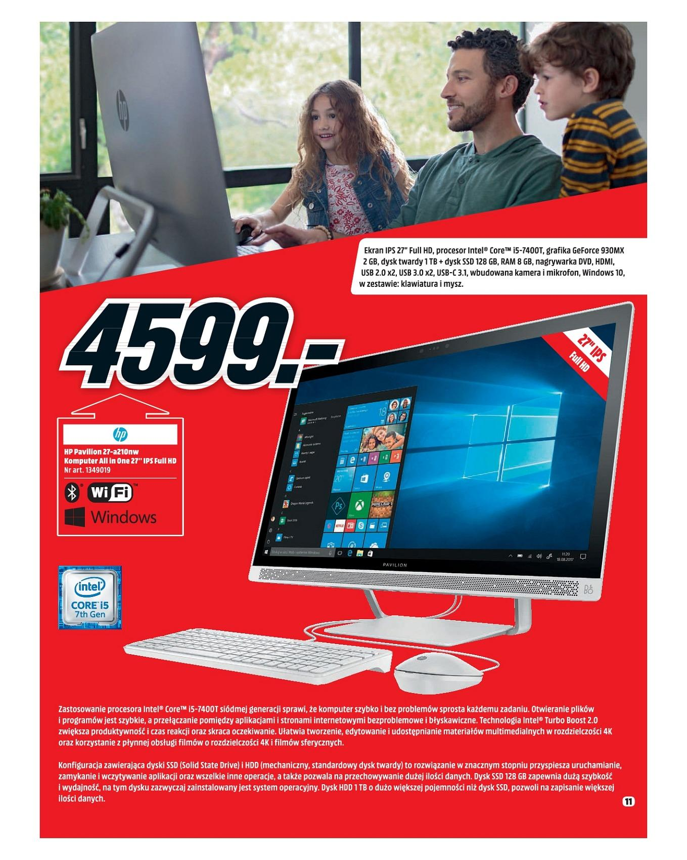 Gazetka promocyjna Media Markt do 30/04/2018 str.10