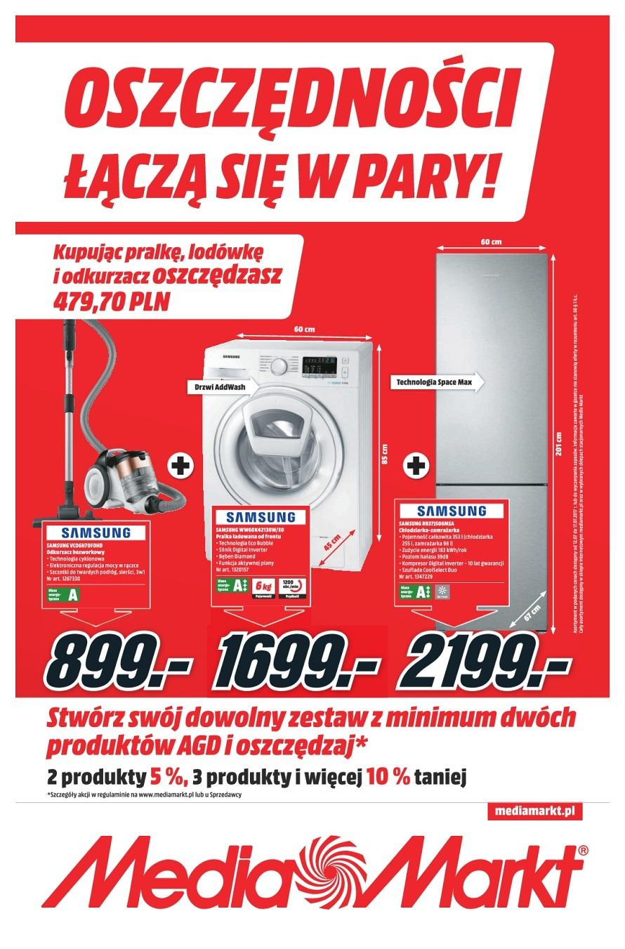 Gazetka promocyjna Media Markt do 17/07/2017 str.0