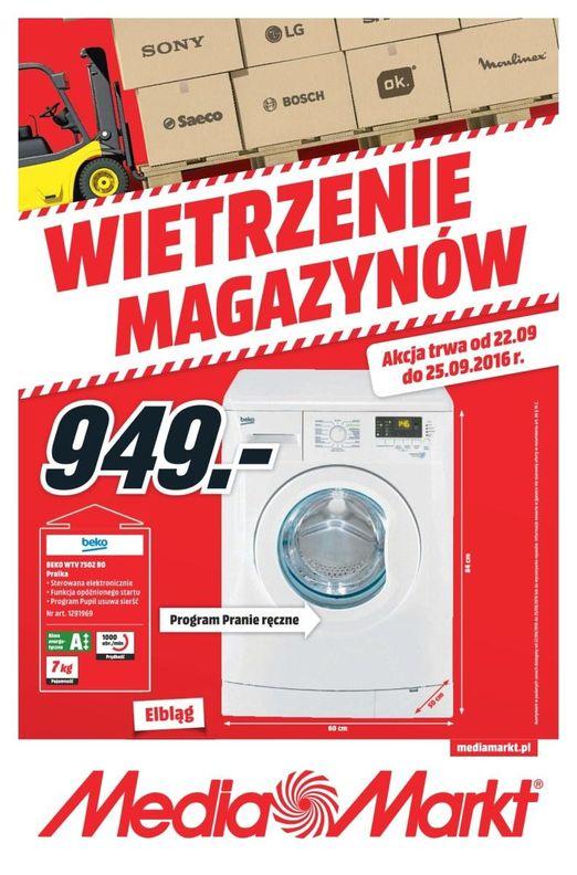 Gazetka promocyjna Media Markt do 25/09/2016 str.0