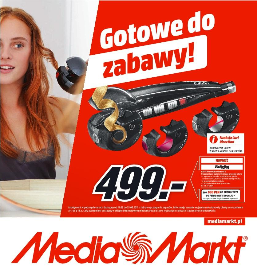 Gazetka promocyjna Media Markt do 25/06/2017 str.0