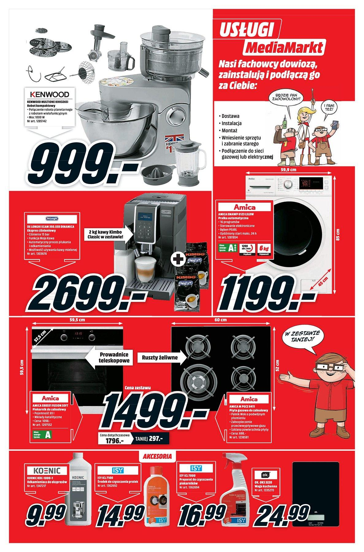 Gazetka promocyjna Media Markt do 23/04/2018 str.2