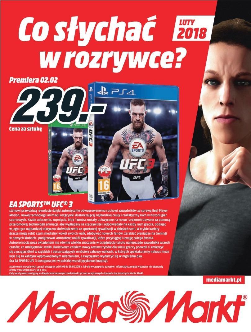 Gazetka promocyjna Media Markt do 28/02/2018 str.0