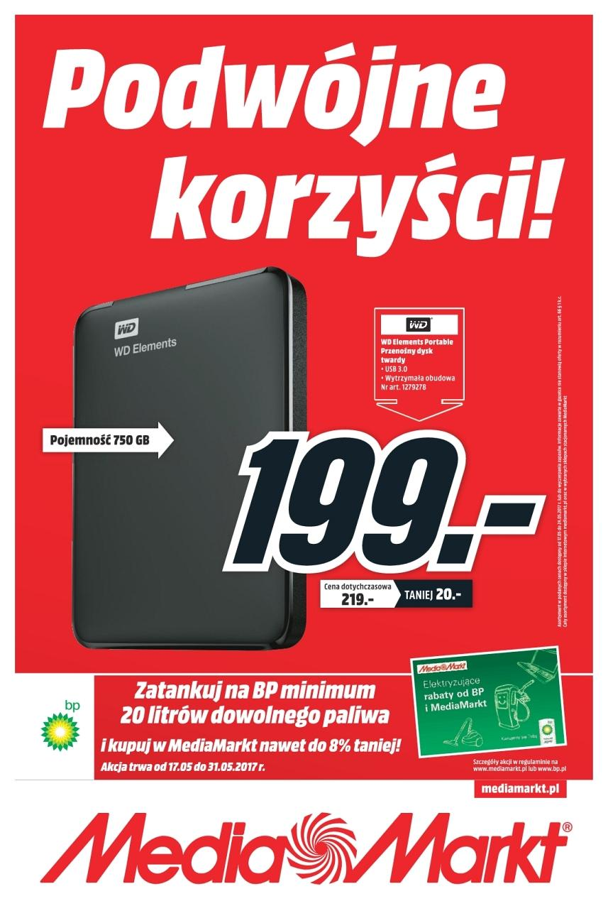 Gazetka promocyjna Media Markt do 24/05/2017 str.0
