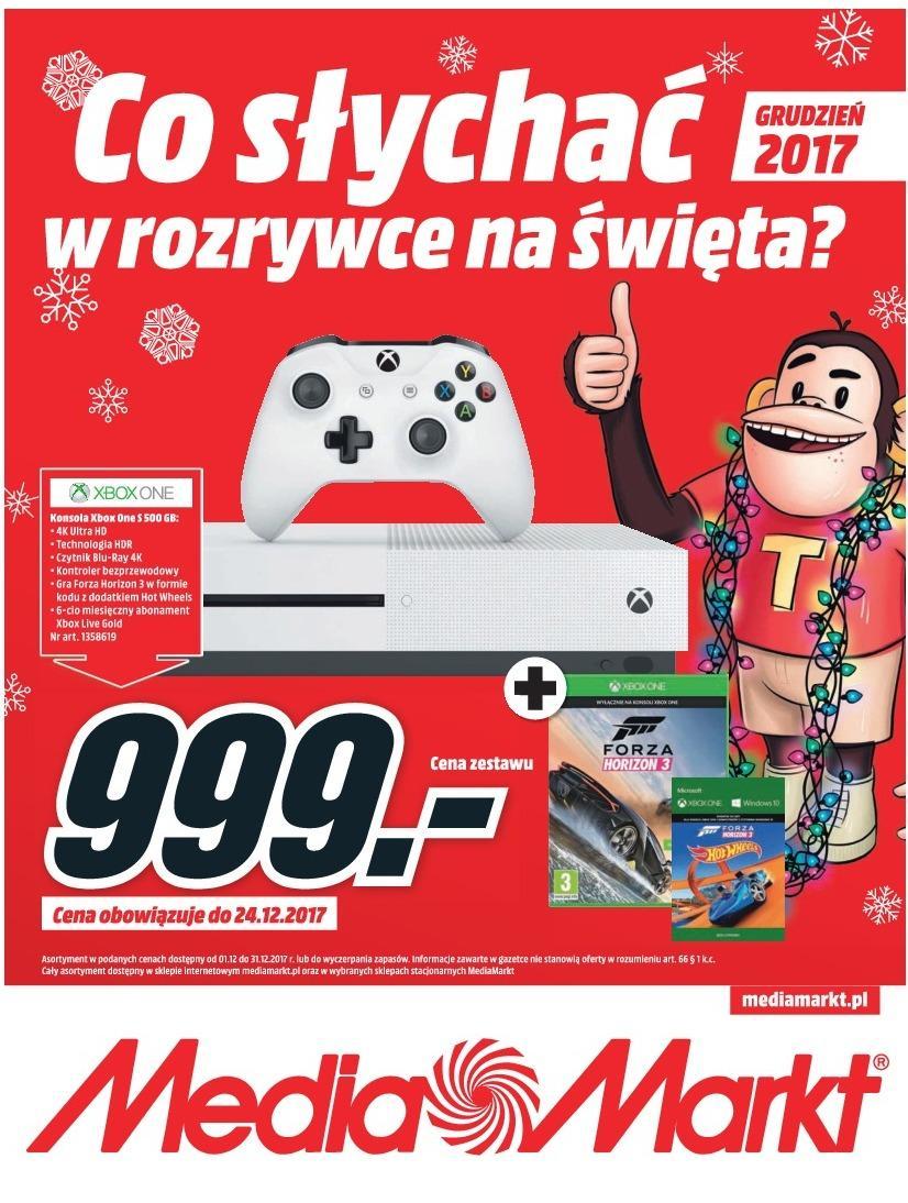 Gazetka promocyjna Media Markt do 31/12/2017 str.0