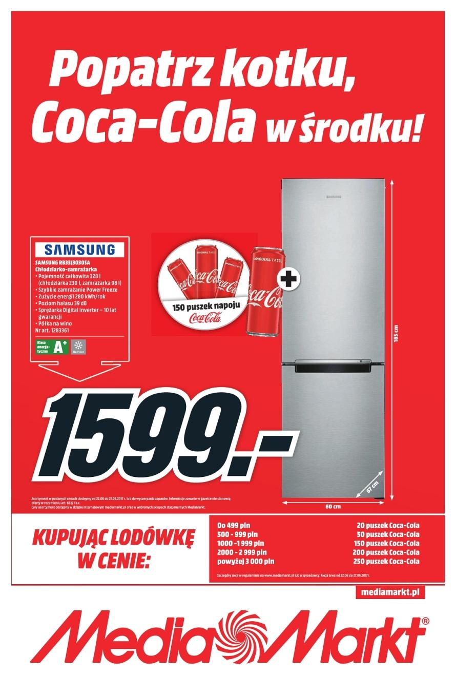 Gazetka promocyjna Media Markt do 27/06/2017 str.0